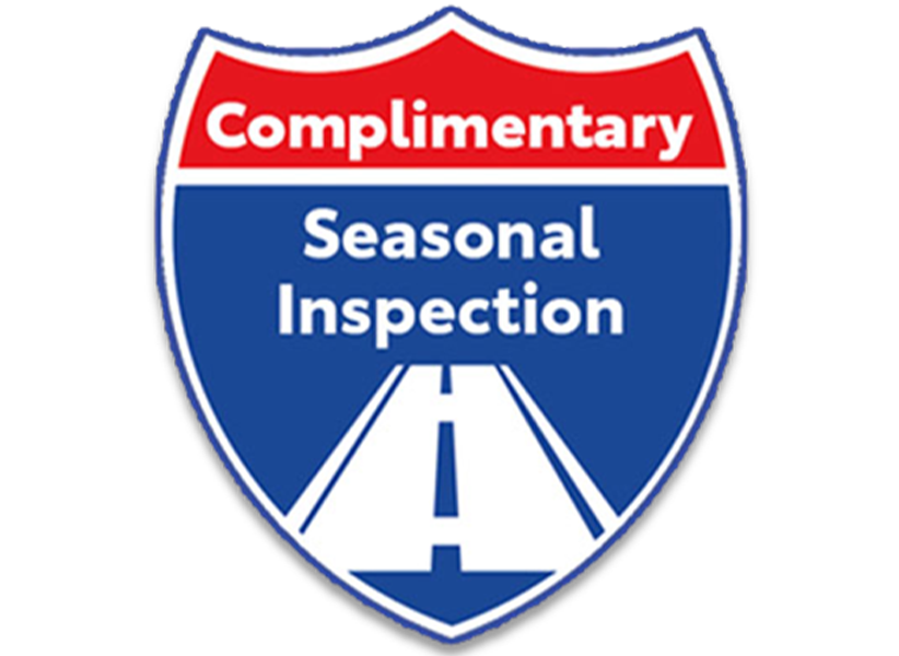 Complimentary Seasonal Inspection