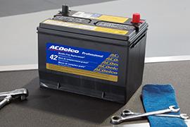 Most ACDelco Gold 42-MO (ACDelco Professional