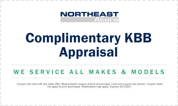 KBB Appraisal