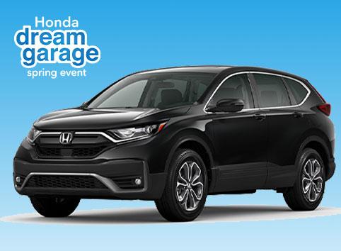 2021 Honda CR-V EX CVT 2WD