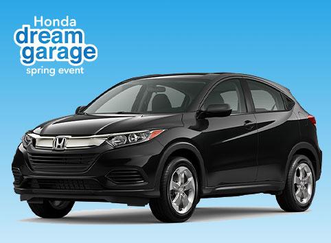 2021 Honda HR-V LX CVT 2WD