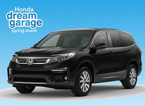 2021 Honda Pilot 2WD EX-L Auto