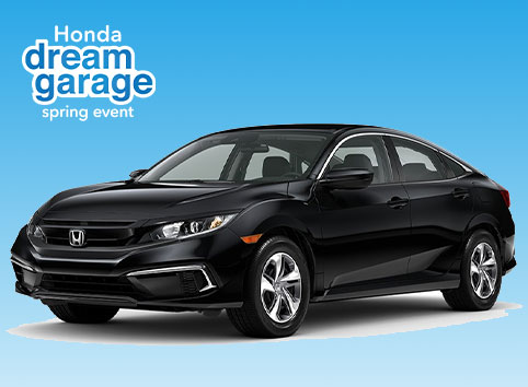 2021 Honda Civic Sedan Special APR