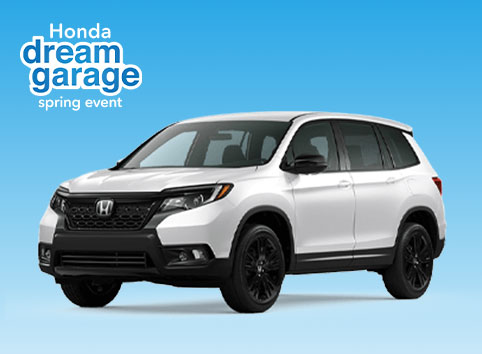 2021 Honda Passport Special APR