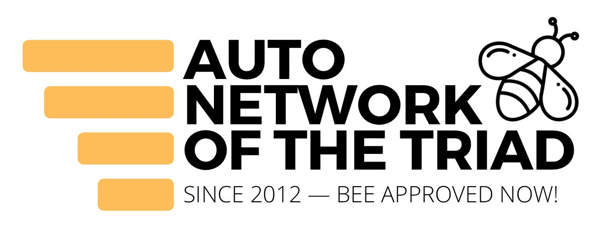 auto network of the triad llc logo