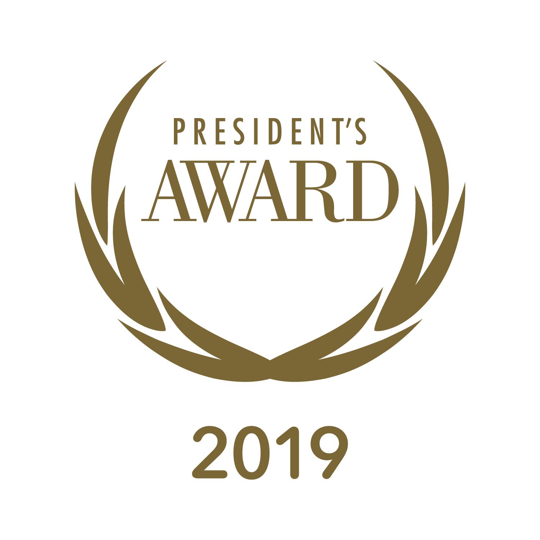 2019 presidents award image