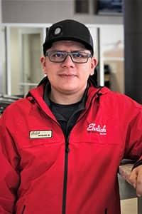 Miguel Rosales Bio Image