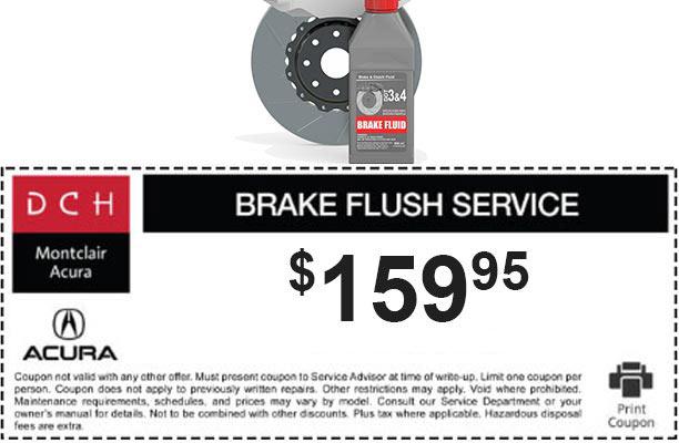 Brake Flush Service