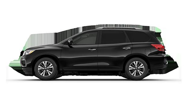 2021 Nissan Pathfinder S