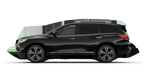 2021 Nissan Pathfinder Platinum