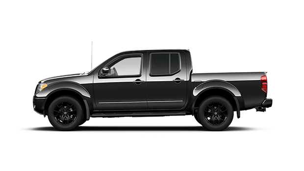 2021 Nissan Frontier Crew Cab Midnight Edition