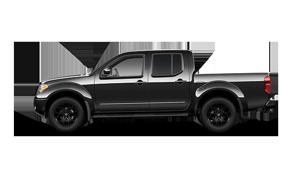 2021 Nissan Frontier Crew Cab Midnight Edition