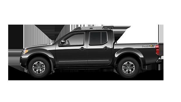 2021 Nissan Frontier Crew Cab Pro-4X