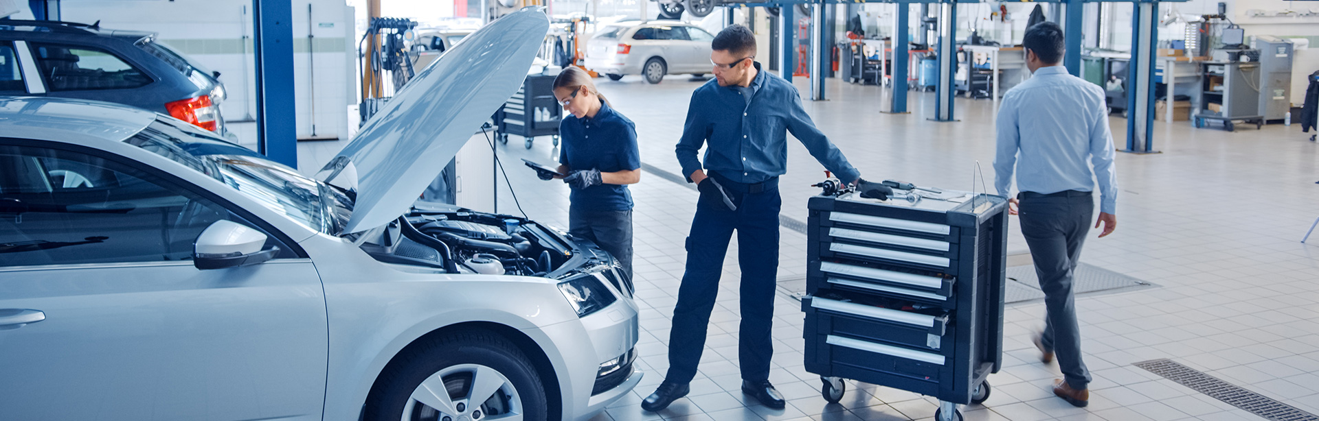 Service and Parts FAQs