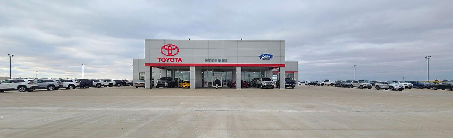 About Our Full-Service Toyota Dealership in Macomb, Illinois