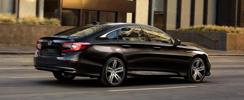 2021 Honda Accord Hybrid Exterior