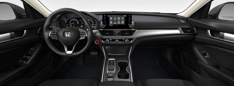 2021 Honda Accord Hybrid Interior