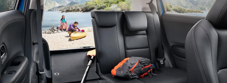 2021 Honda HR-V Interior
