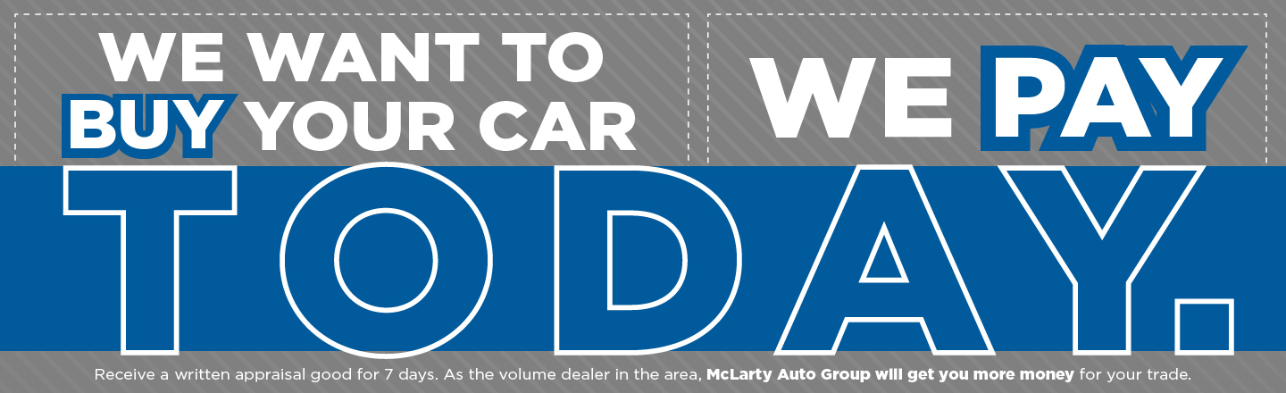 Sell Your Vehicle Online & Trade Up At Our Little Rock, AR Auto Group