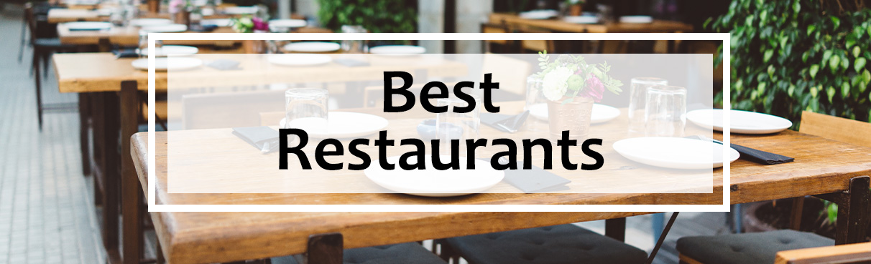 Restaurants in New Orleans LA