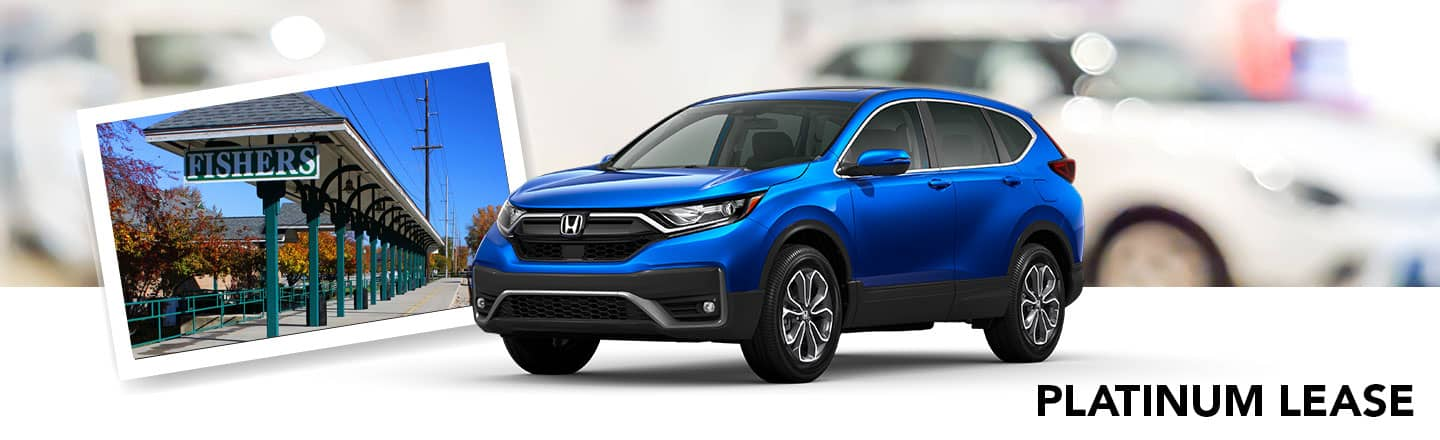 2021 Honda CR-V at Honda of Fishers