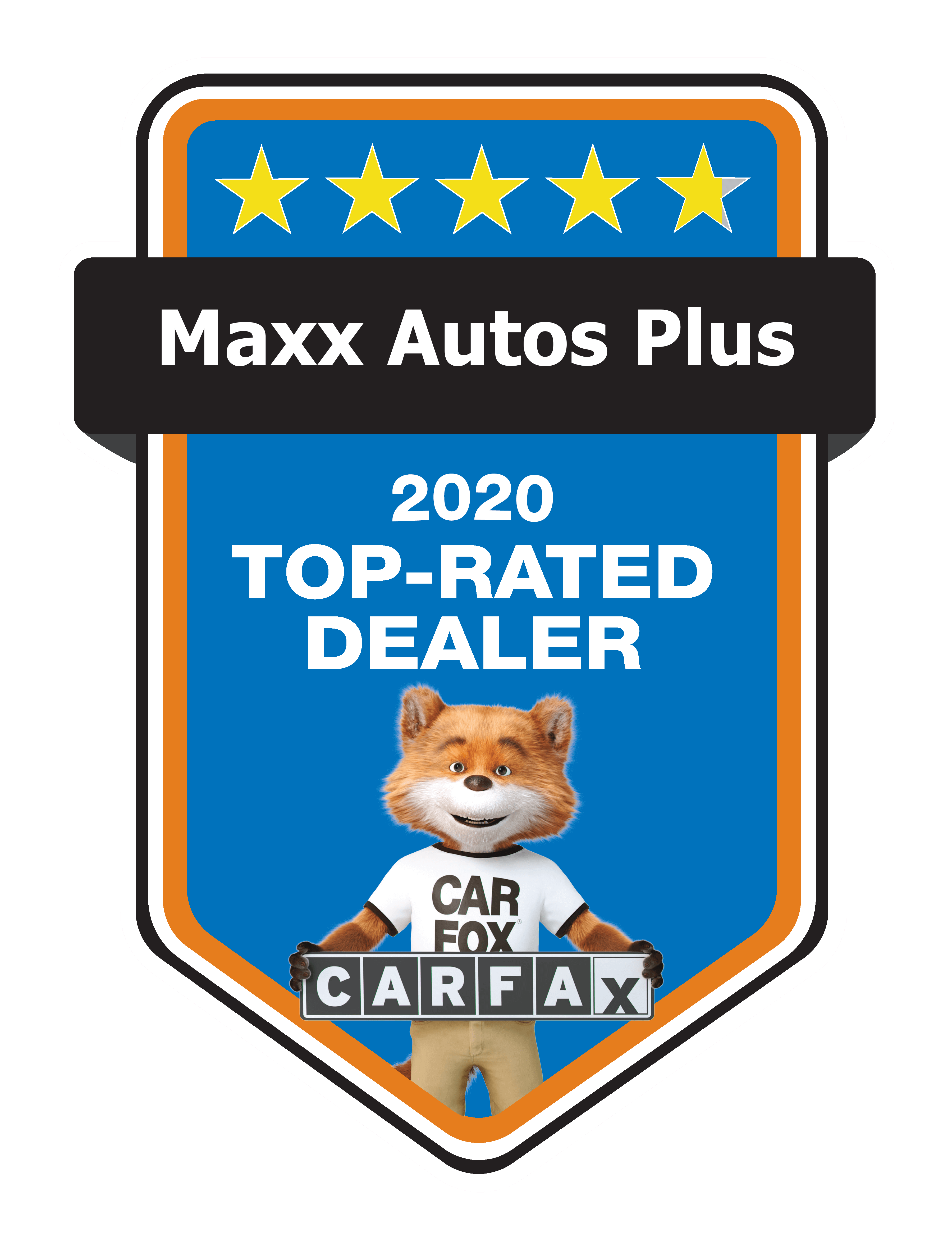 2019 Carfax Top-Rated Dealer