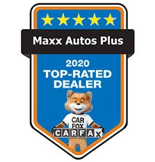 maxx auto plus 2020 top-rated dealer