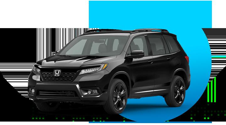 Honda Passport Black Image
