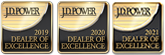 j.d. power awards icons