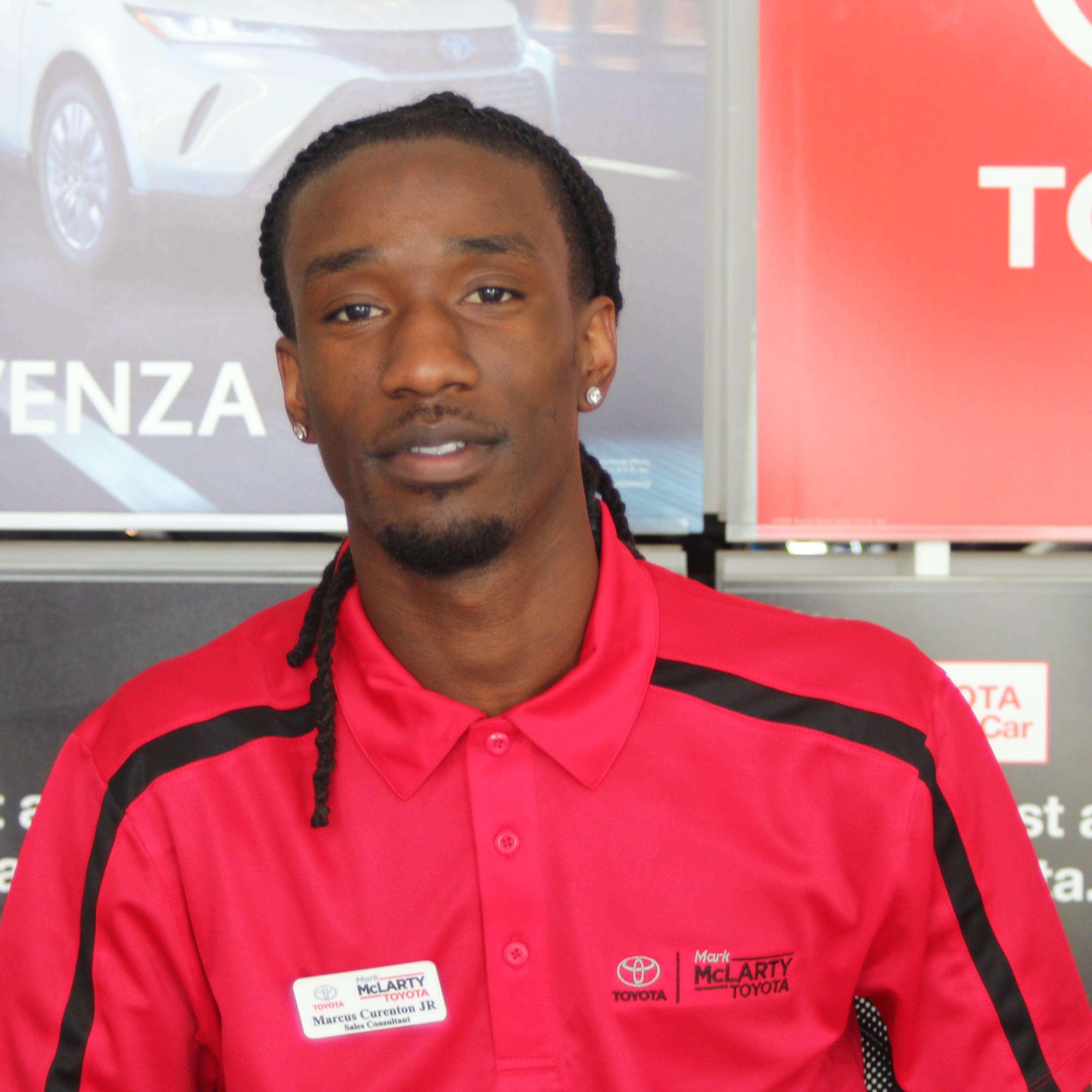 Marcus Curenton Bio Image