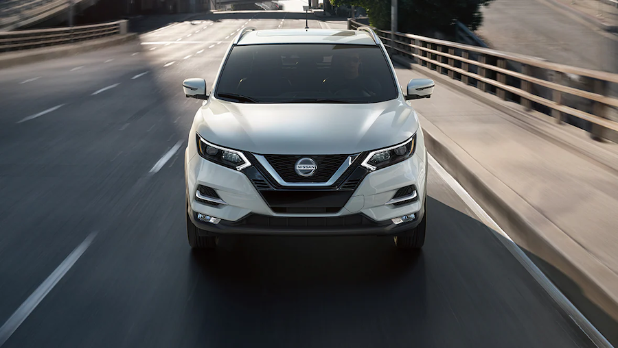 New 2021 Nissan Rogue Sport in Tomball, TX