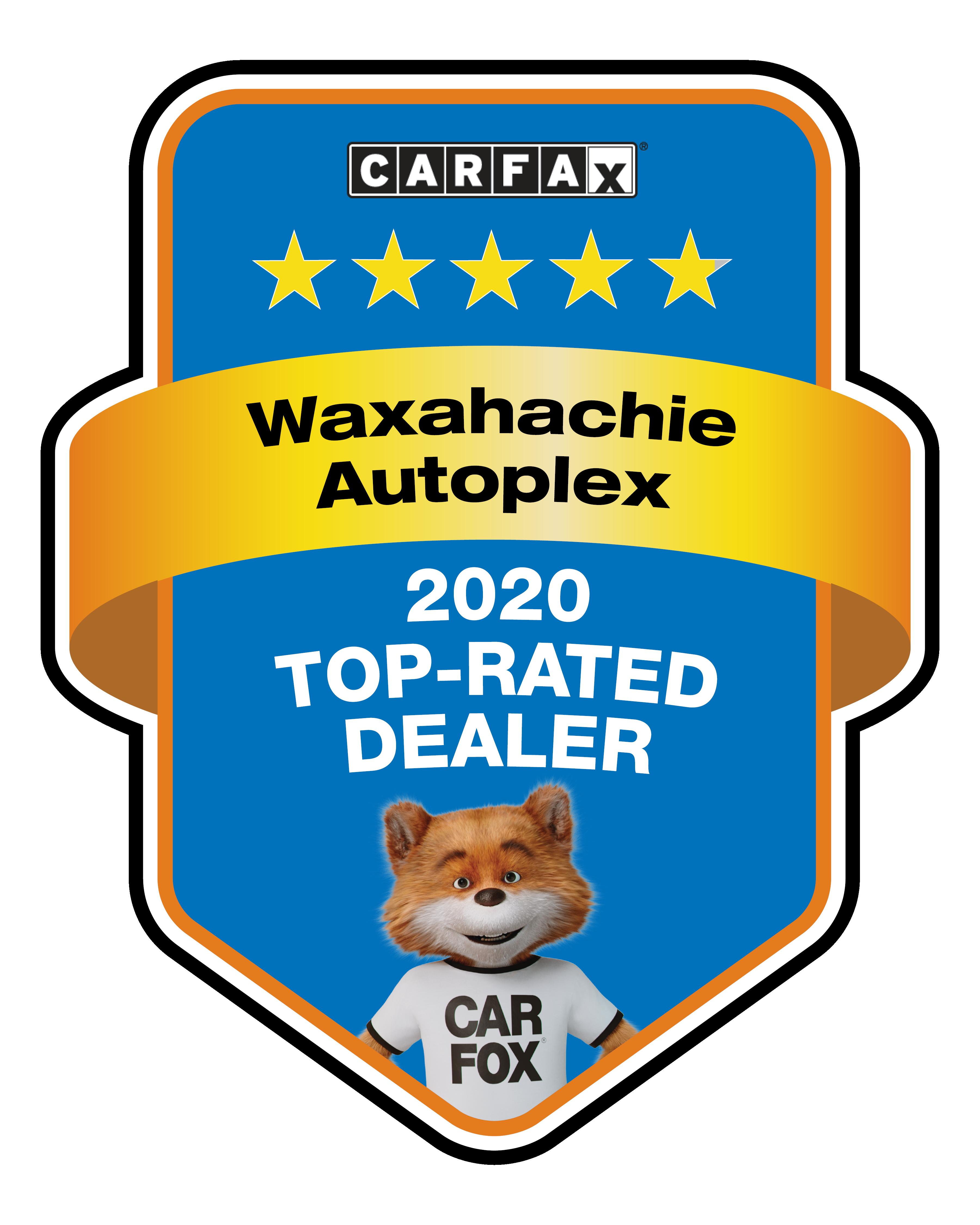 car fax award