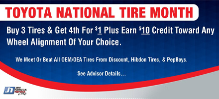 National Tire Month