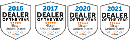 Dealer of The Year Dealer Rated