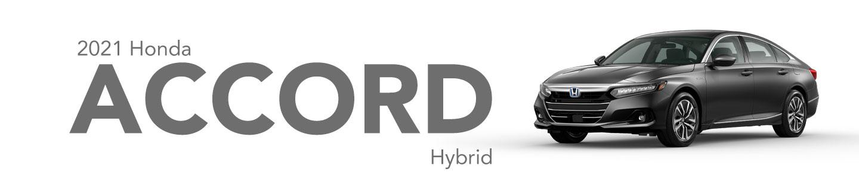2021 Honda Accord Hybrid in Southwest Florida