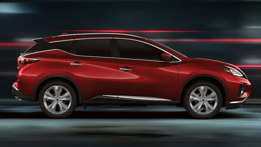 New 2021 Nissan Murano in Tomball, TX