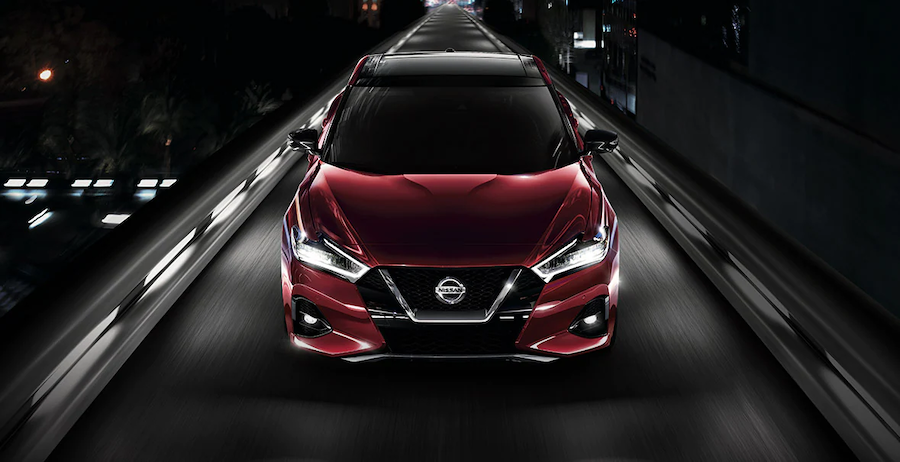 New 2021 Nissan Maxima in Tomball, TX