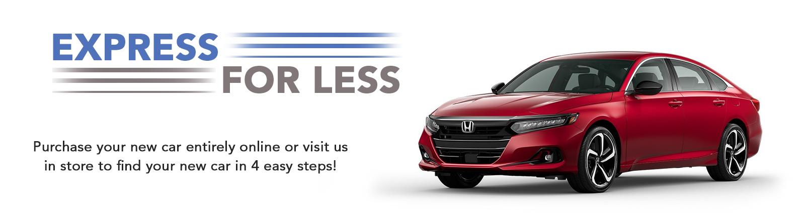 Largo Honda Express For Less