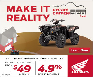 2021 TRX 520 Rubicon DCT IRS EPS Deluxe