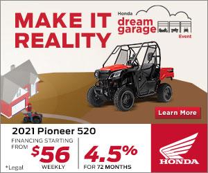 2021 Pioneer 520