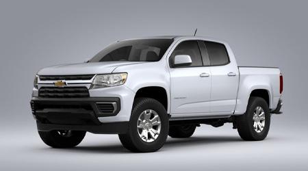 2021 Chevrolet Colorado<small> 4WD LT</small>