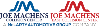 Joe Machens Auto Body logo