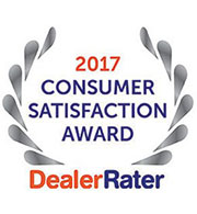 2017 Customer Satisfaction Award