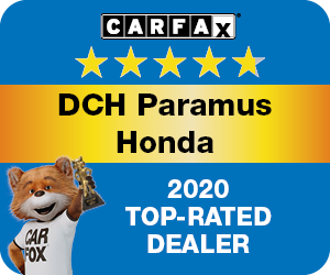 CARFAX Top Rated Dealer - 2020
