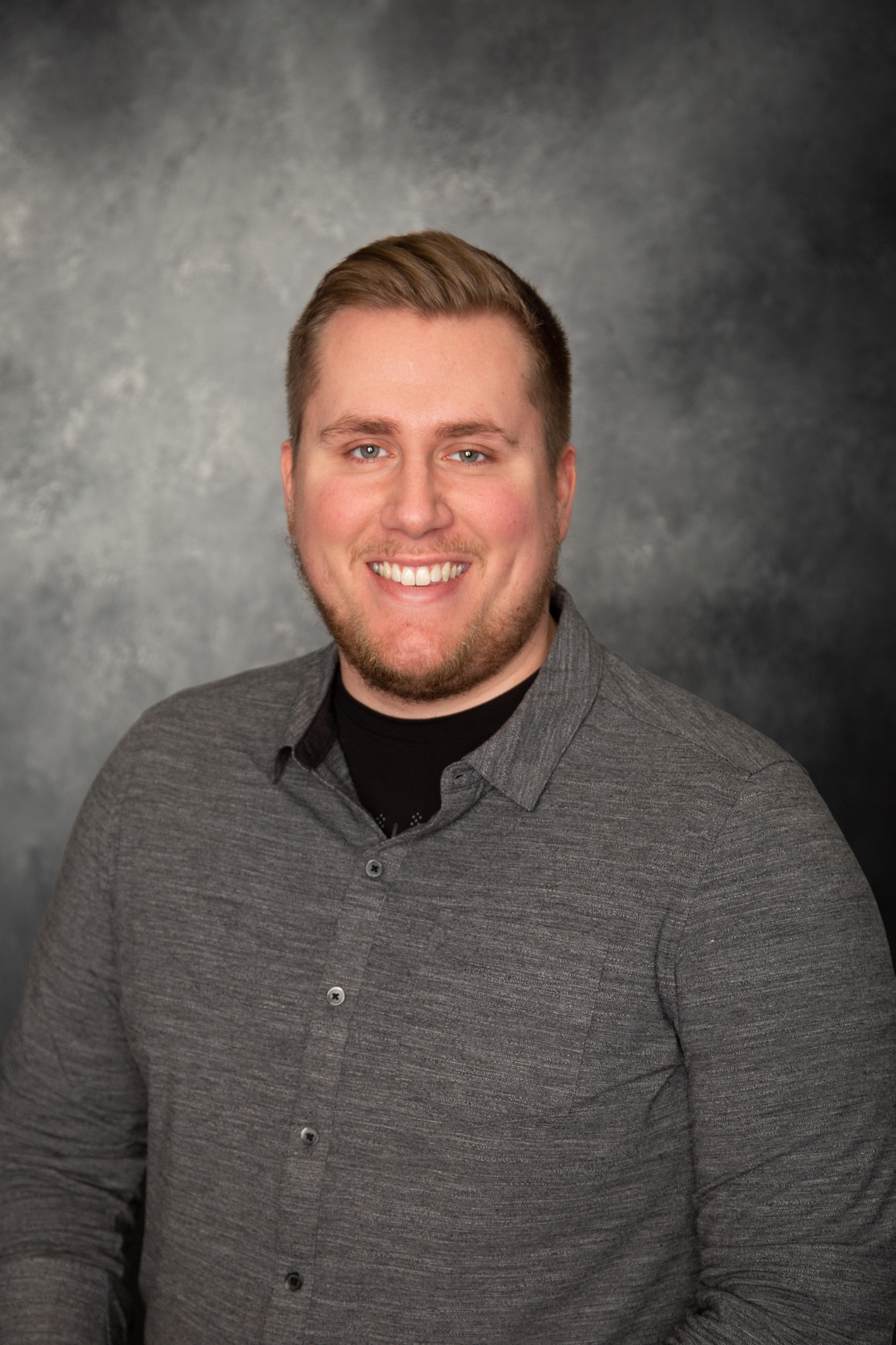 Clayton Halterman Bio Image