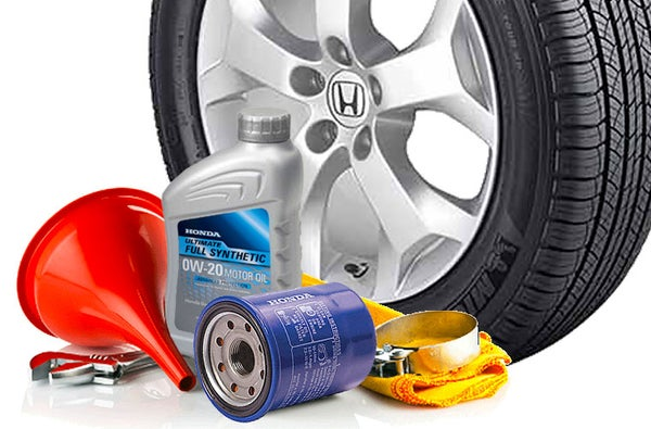 Express Oil Change & Tire Rotation