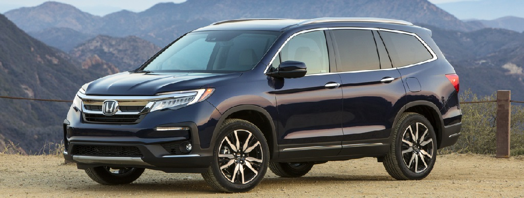 What's New for the 2021 Honda Pilot?