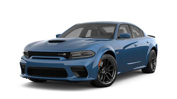 2021 Charger Scat Pack Widebody