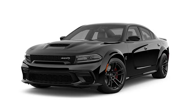 2021 Charger SRT Hellcat Widebody