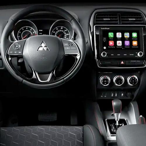 Interior Dash, Seats and Stitching